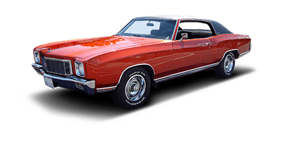 70-72 Monte Carlo A Body Classic Car Parts | Dixie