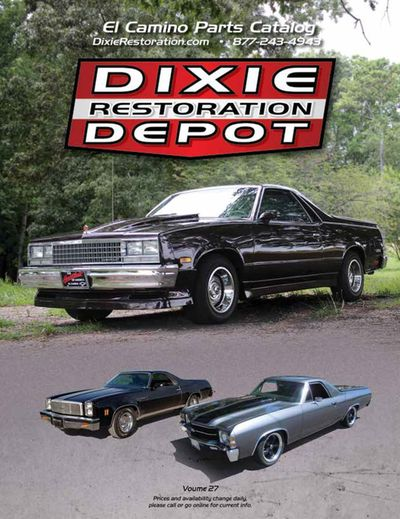 El Camino Parts Catalog Download