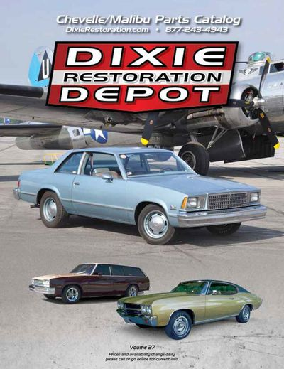 Chevelle/Malibu Parts Catalog Download