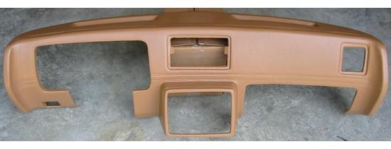 78-80 Dash Cover (center speakers, 100% coverage): 78-80