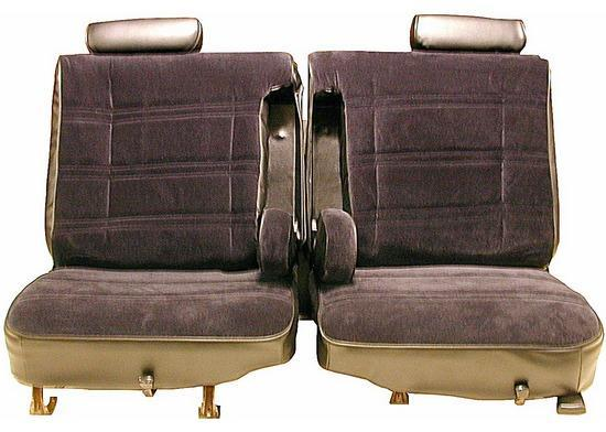 Phenomenal 78 80 Front 50 50 Split Bench W 2 Arms Seat Upholstery Black Caraccident5 Cool Chair Designs And Ideas Caraccident5Info
