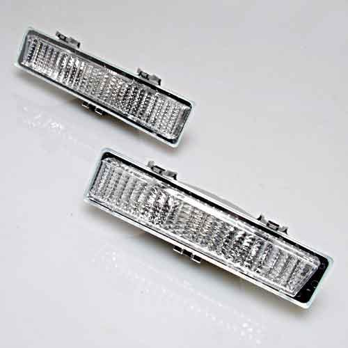 83-88 SS Front Marker Lights are Back in Stock